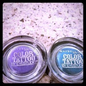 2- Maybelline Gel Eye shadow